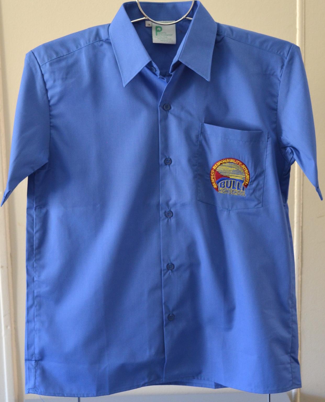 Junior boy's button shirt